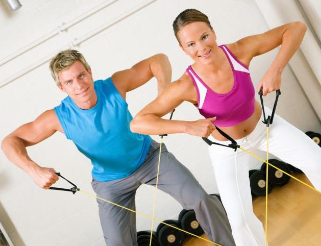 физические упражнения убрать жир под мышками